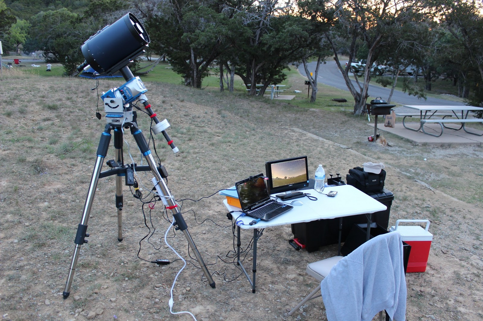 Bob S Astrophotography Endeavors Page 3 Meade Lx80 8 Quot Sct