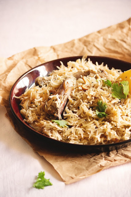 how to cook easy white chicken pulao recipe