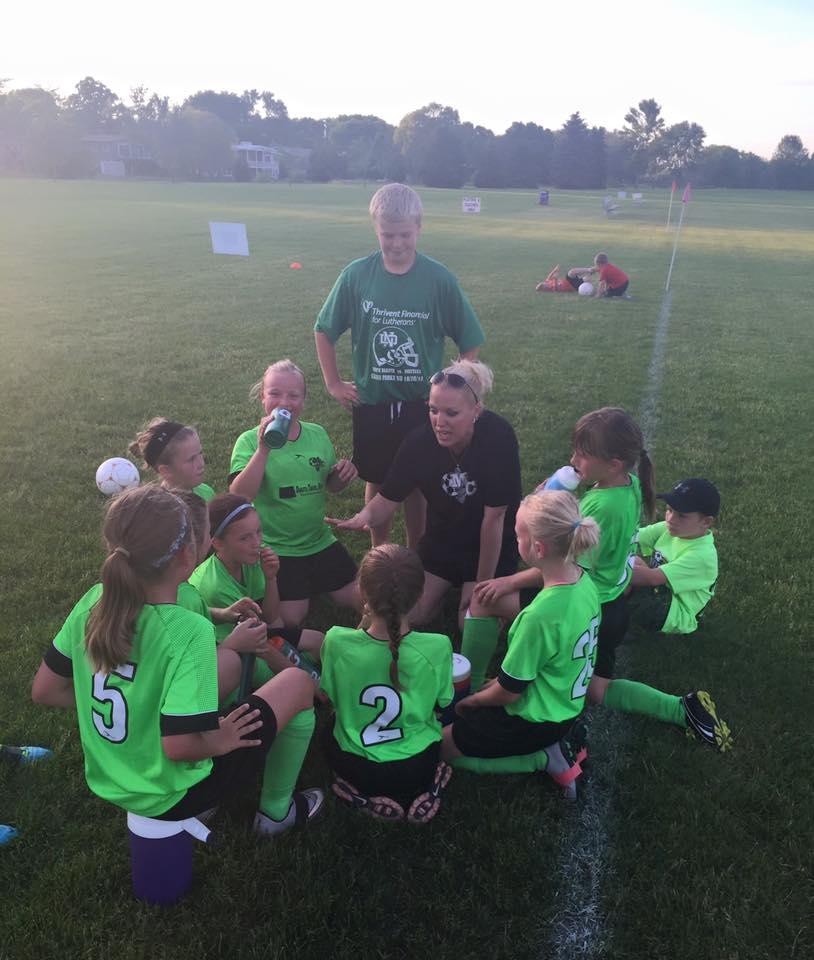Soccer/Coaching