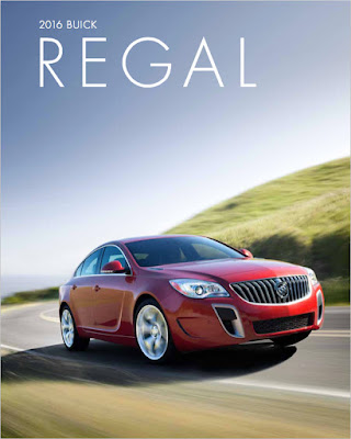 Downloadable 2016 Buick Regal Brochure