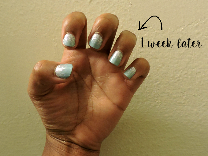 jamberry nails tutorial