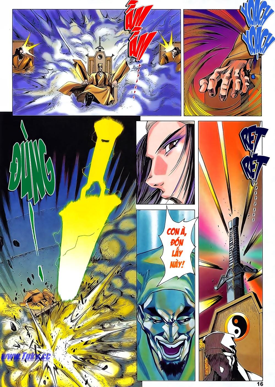 Lục Đạo Thiên Thư chap 31 - Trang 16