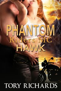 Phantom Riders MC - Hawk - Book 1 Phantom Riders MC Trilogy