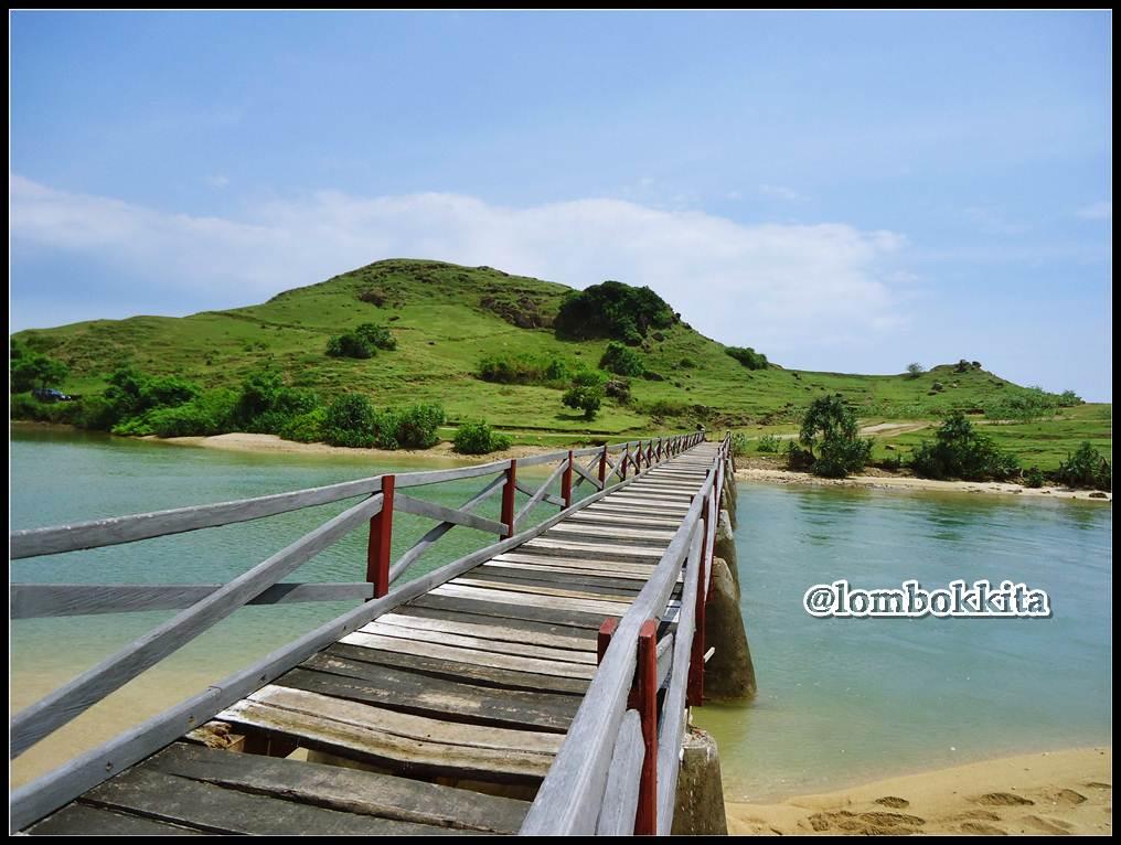 foto atau gambar pemandangan Pantai%2BKuta%2BLombok%2B-%2B028