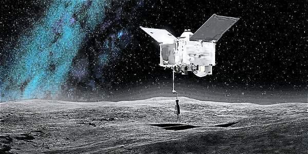 La misión Osiris REx podrá 'retroceder en el tiempo' para estudiar los orígenes del sistema solar.