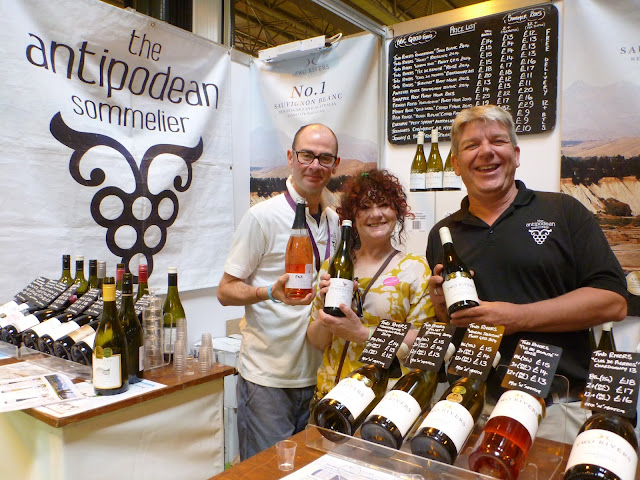 The Antipodean Sommelier, new world wines, gingey bites, good food show wine merchants