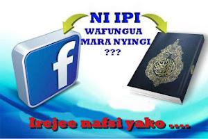 UJUMBE KWA WOTE
