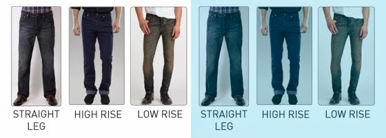 Best Men's Jeans for your Body Type: Jeans según tu tipo de cuerpo