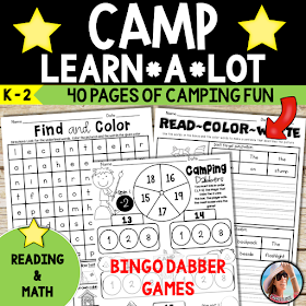 Camp Learn A Lot