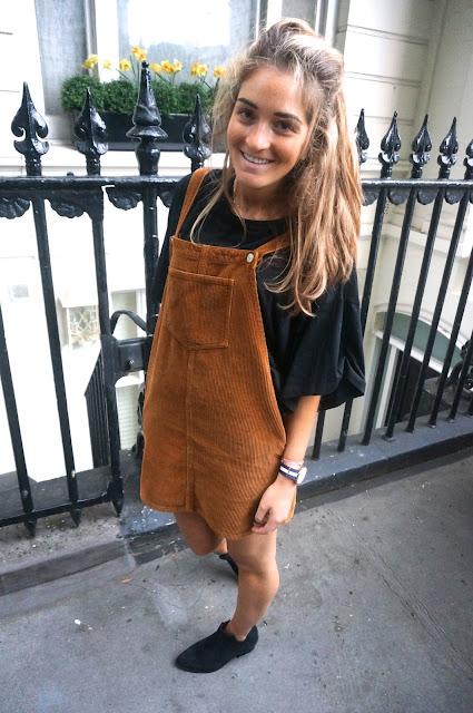 Chloeschlothes - salopette marron