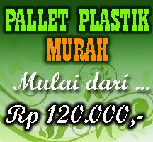 Harga Pallet Plastik