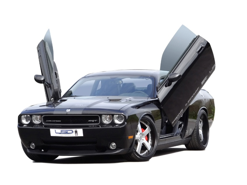 kw dodge challenger car wallpapers