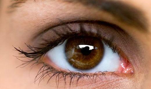 color ojos salud personalidad