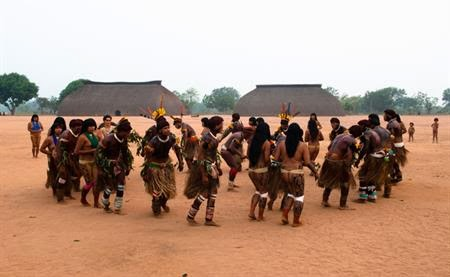Xingu: La Misión al Amazonas online