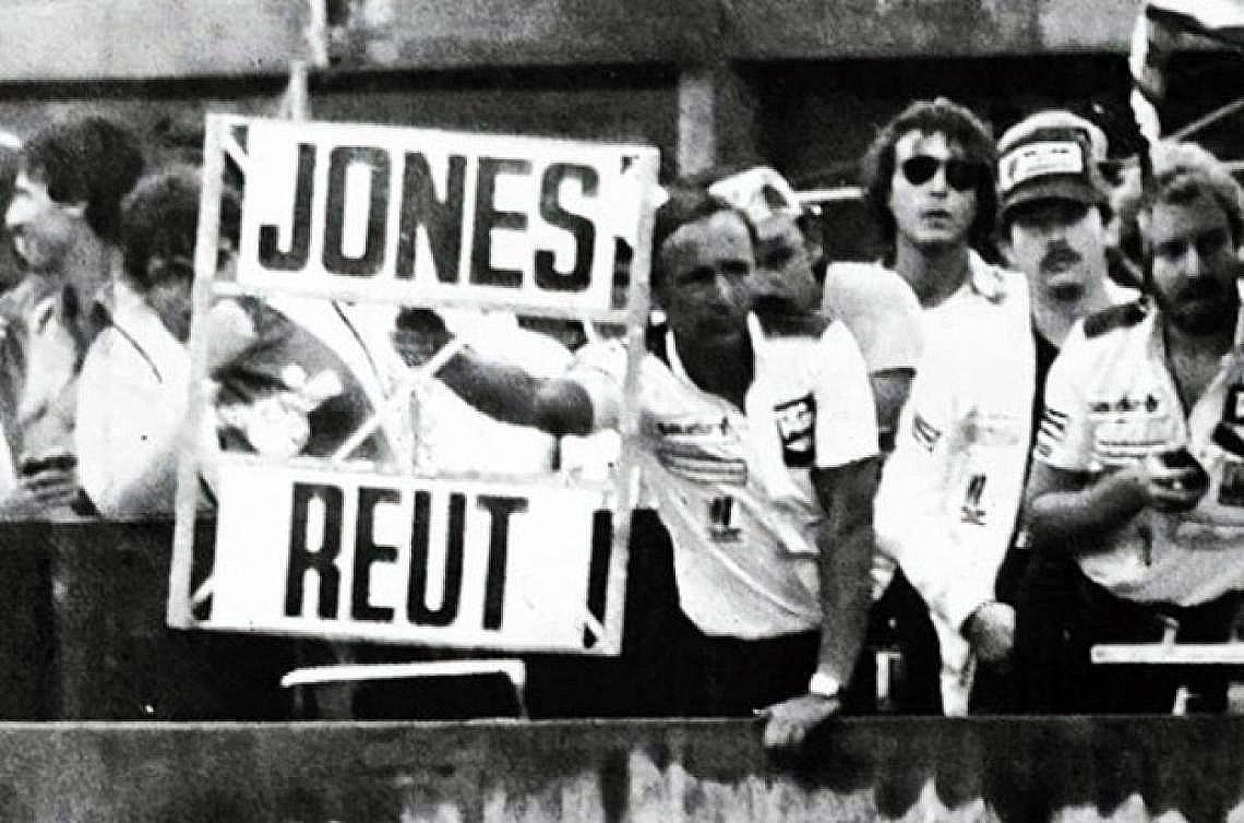 29 de marzo, 1981 / DESOBEDECIENDO A SU EQUIPO, REUTEMANN GANABA EN BRASIL