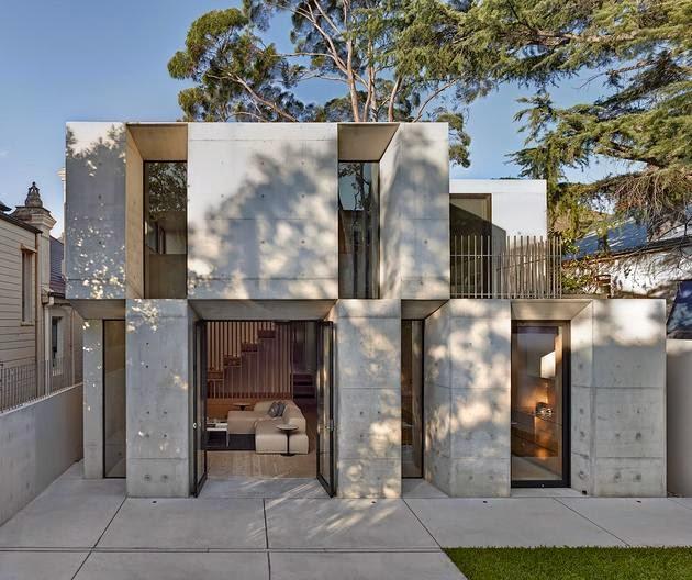 Inspirasi Rumah Modern Kecil dan Minimalis