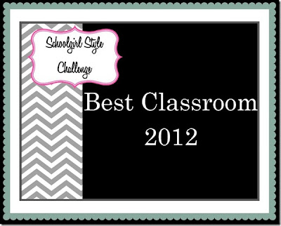help me win best classroom of 2012!