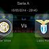 Pronostic Inter Milan - Lazio Rome : Serie A