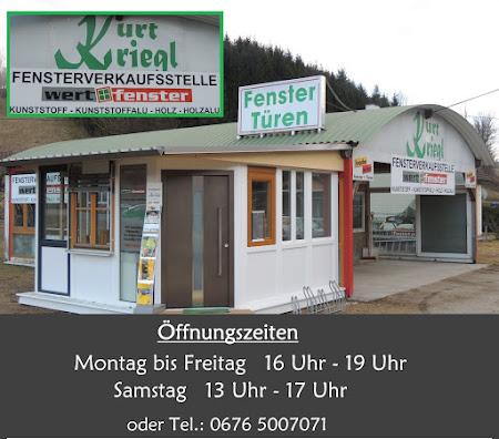 KURT KRIEGL GmbH  TISCHLEREI - MÖBEL - FENSTERBAU