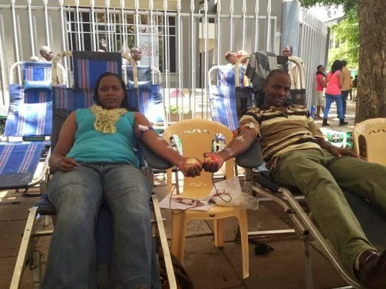 Garissa university attack survivors need blood - DONATE!