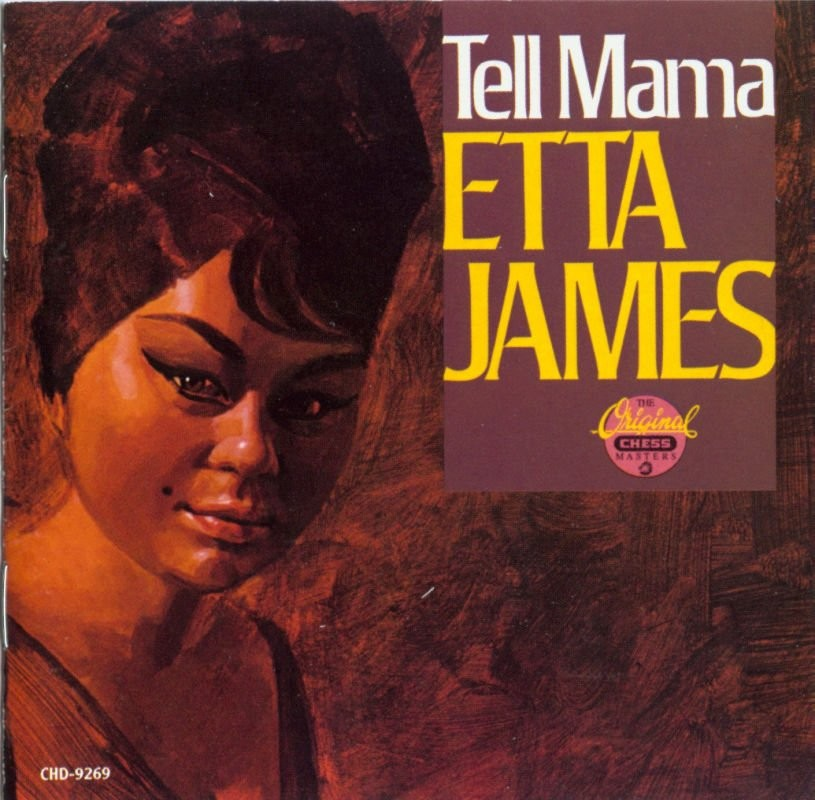 Etta James Tell Mama Security
