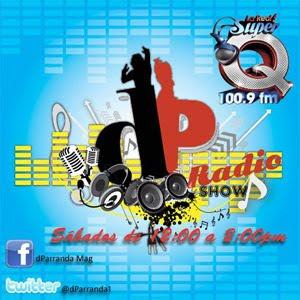 dParranda Radio Show, Super Q 100.9 FM