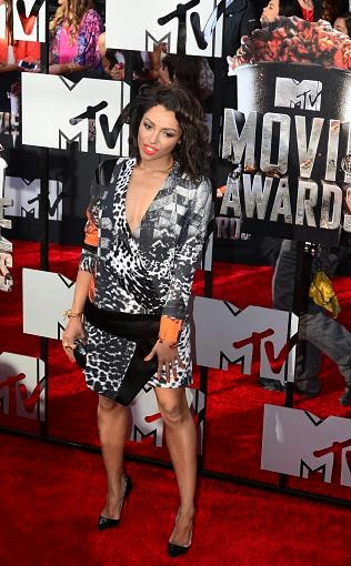 Top dressed MTV Movie Awards