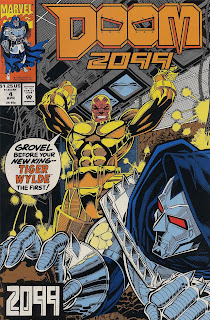 Doom 2099 #4 - Comic of the Day