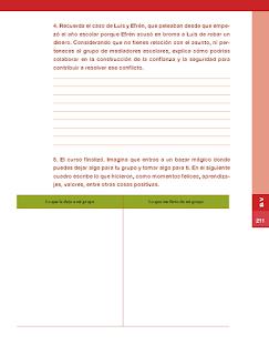 Evaluación - Formación Cívica y Ética Bloque 5to 2014-2015