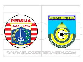 Prediksi Pertandingan Gresik United vs Persija