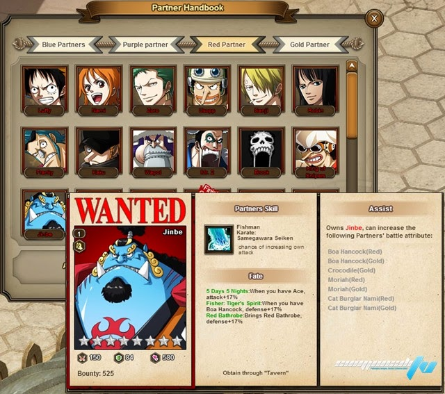 One Piece Online PC Game