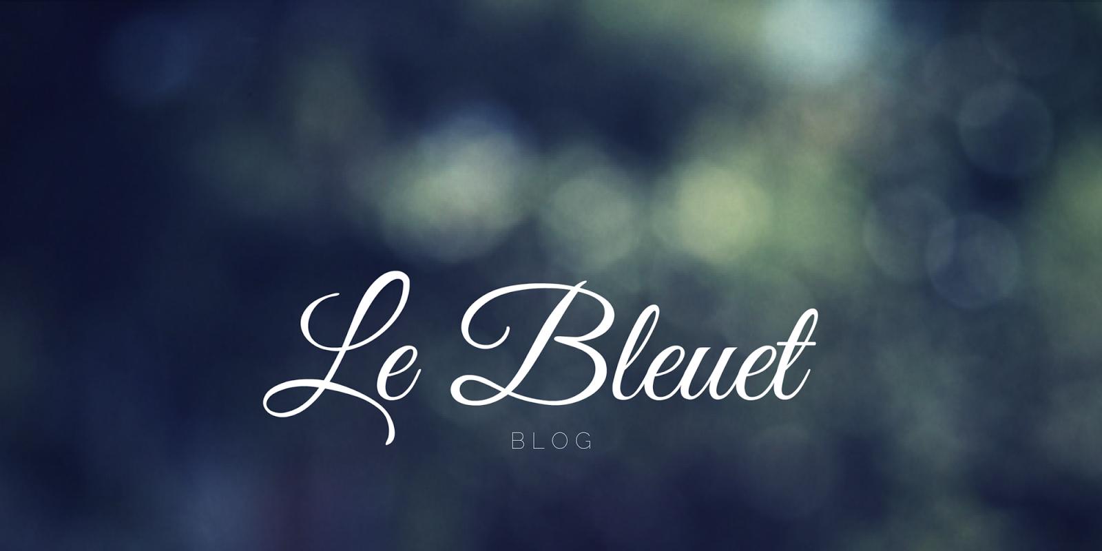Le Bleuet Blog