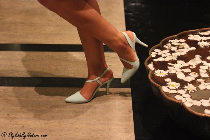 mint heels online
