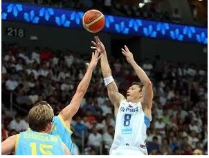 Gilas Pilipinas, 2013 FIBA Asia Championship, FIBA Asia