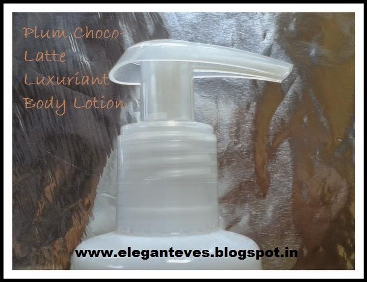 Plum Choco-Latte Luxuriant Body Lotion
