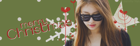 PARK JIYEON CHRISTMAS PHOTO DECEMBER 2012