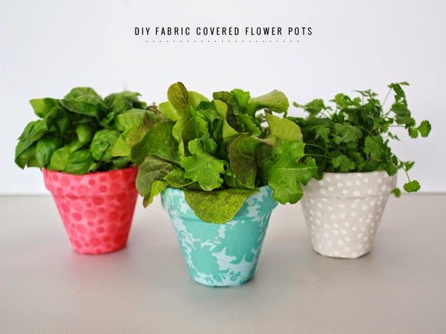 High Walls Blog - fabric planters