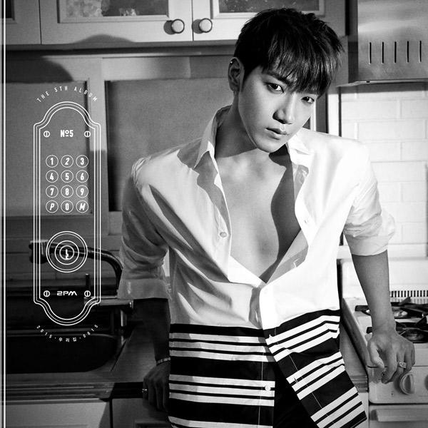 2PM tung loạt ảnh teaser quyến rũ hớp hồn fan