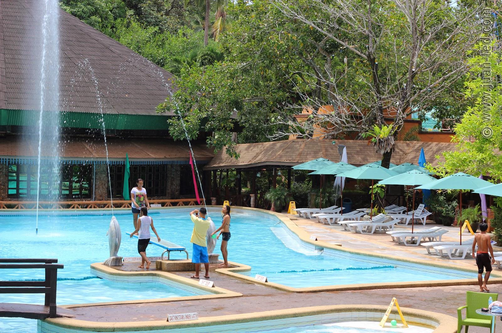 Swimming Pools At Dakak Park Beach Resort Brgy Taguilon Dapitan City Province Of Zamboanga