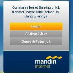 Cara Daftar Sms Banking Mandiri Lewat Internet