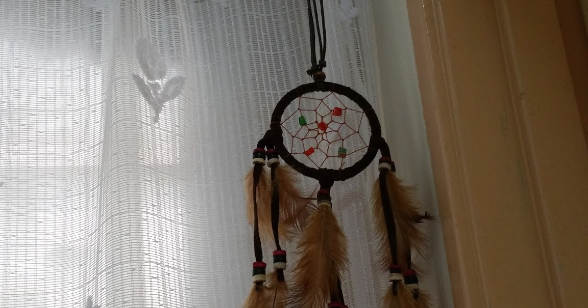 Xing fu dream catcher for How to tie a dreamcatcher web
