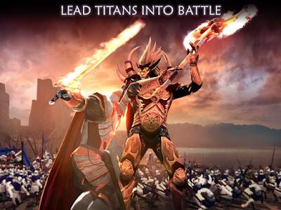 Dawn of Titans Apk Data