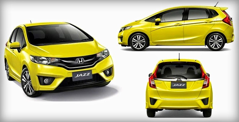 Kereta Honda Jazz