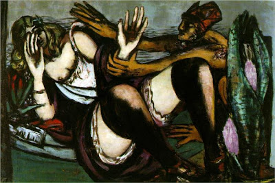 Max Beckmann - Afternoon, 1946