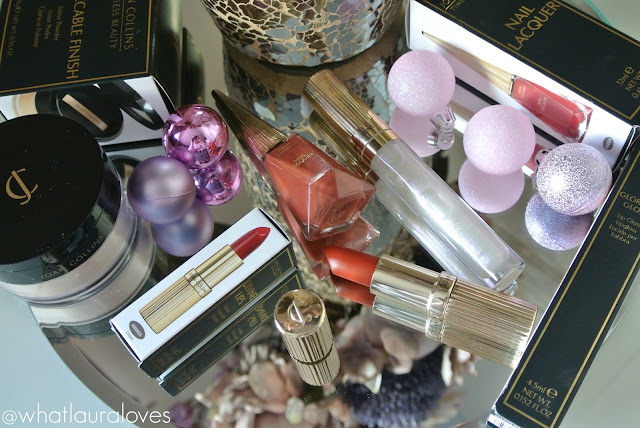 Joan Collins Timeless Beauty Collection Review and Swatches