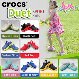 Crocs Duet Sport Kids