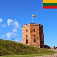 Litva - Vilnius, 2014