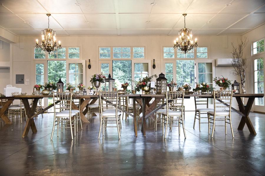 Lush Garden Romance Styled Wedding Shoot