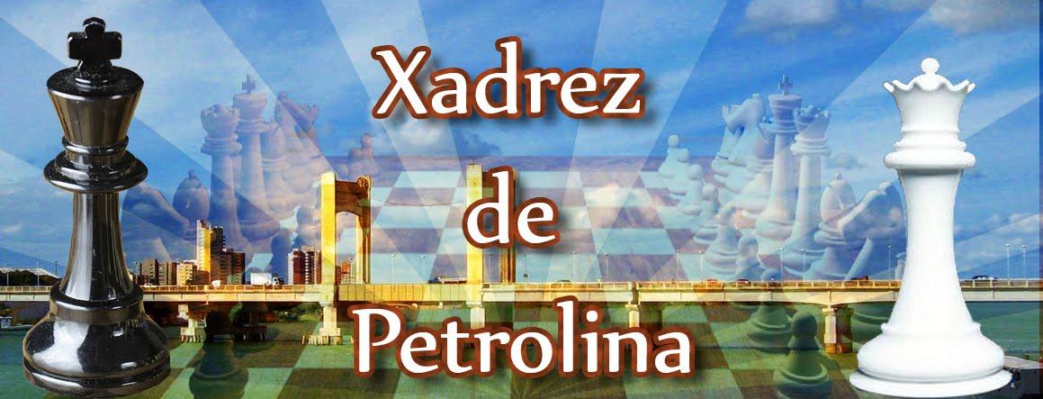 XADREZ DE PETROLINA