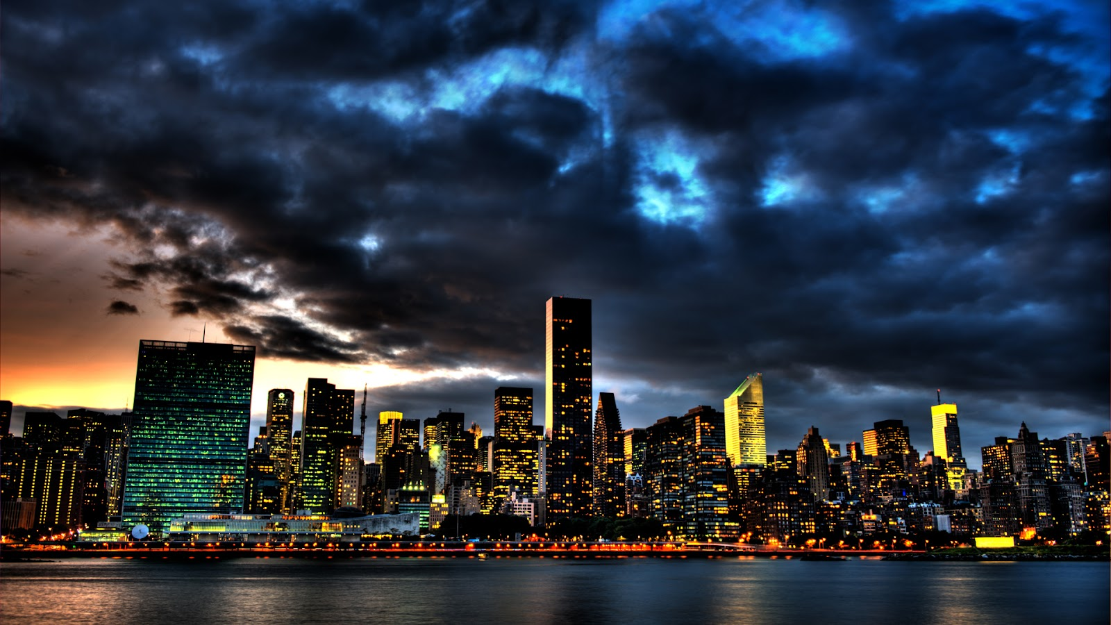 amazing cityscapes hd wallpapers - photo #15